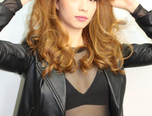 Joel Silva faz cabelo feminino com produtos L'Oreal