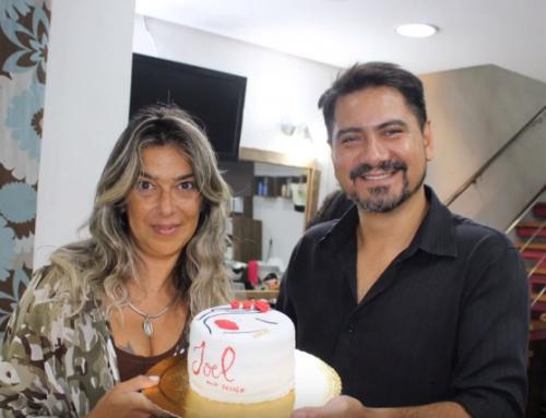 Vídeo com fotos dos 8 anos de Salão de Beleza e Estética em Porto Alegre